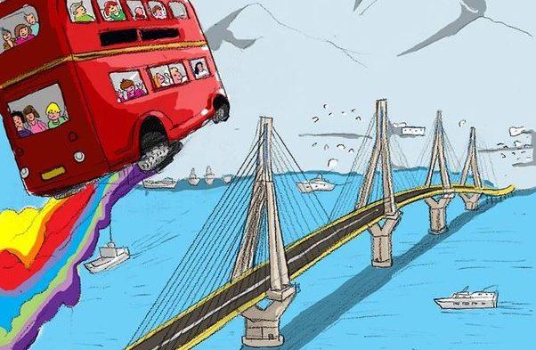 Αναχώρηση για Λονδίνο…